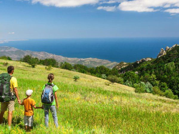 Escursione con i bambini? I consigli utili per divertirsi insieme
