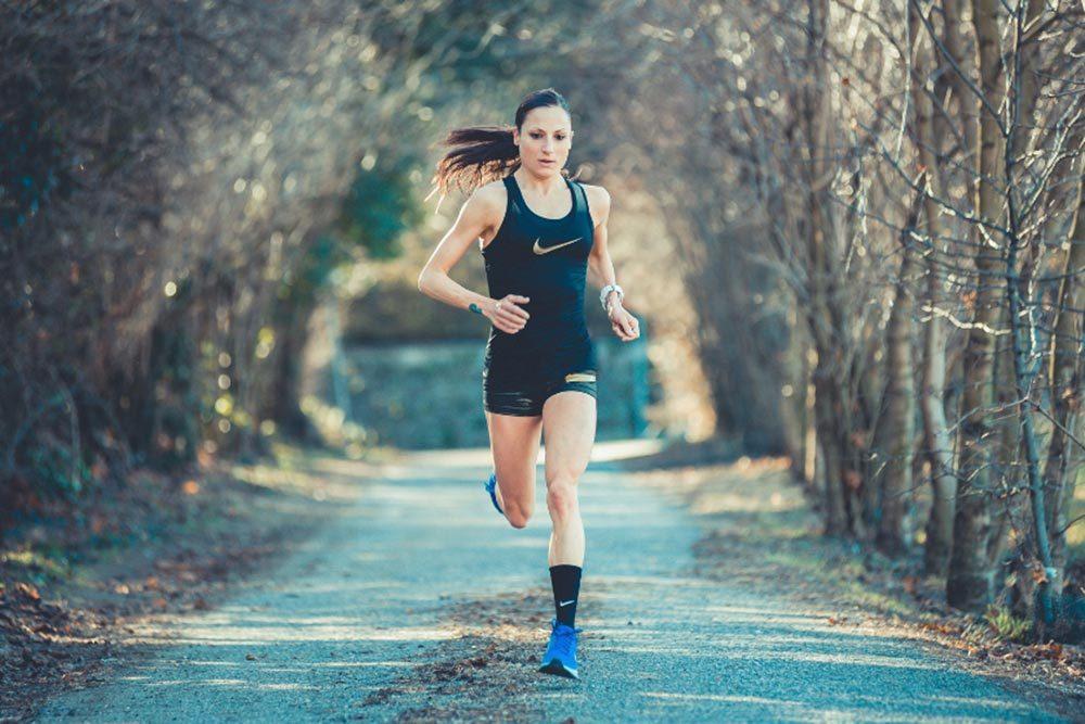 La corsa? È benessere e libertà! Intervista a Sara Dossena © Sara Dossena