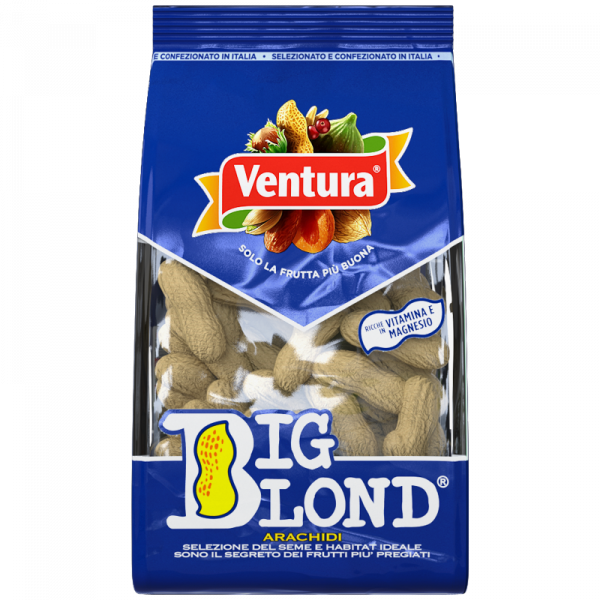 Arachidi americane Big Blond 250g