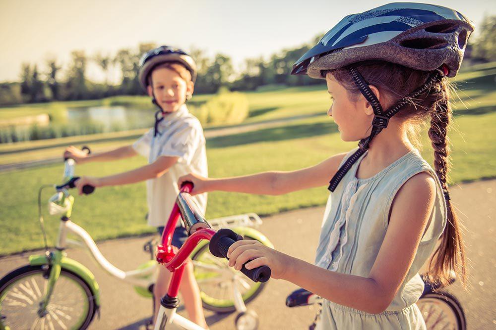 L'estate dei bambini: ci si diverte anche in città!