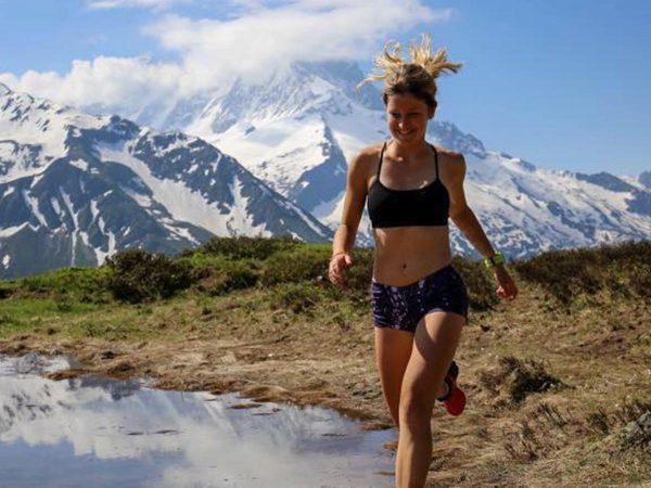 Martina Valmassoi, una vita da trail runner