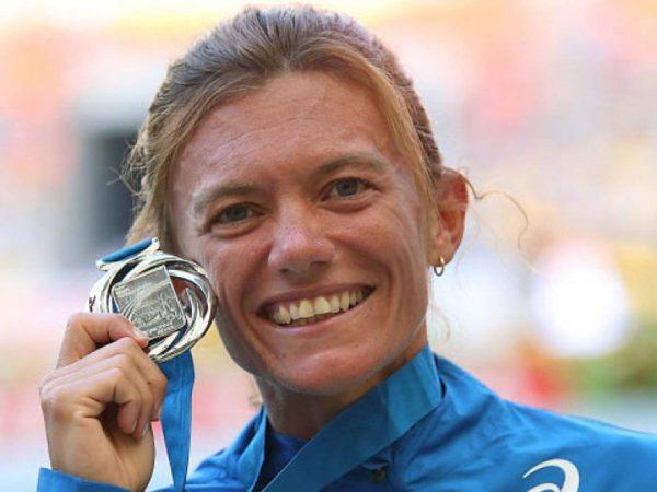 Donna, mamma e atleta: l'intervista a Valeria Straneo