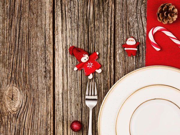 Come prepararsi alle abbuffate di Natale (senza troppe rinunce)