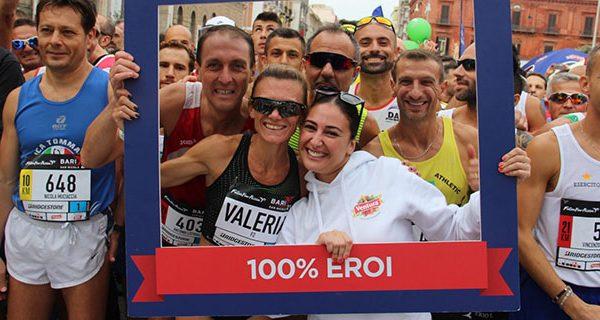 L'alimentazione di Valeria Straneo: tip e segreti di un'atleta