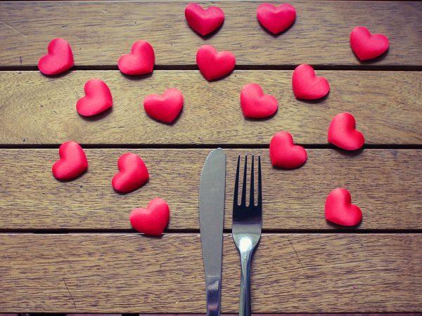 Il connubio cibo e amore (non solo a San Valentino!)