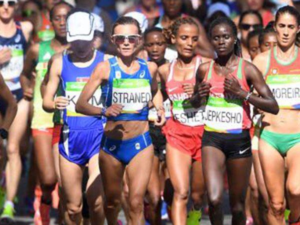 Preparare una gara importante: Valeria Straneo e le Olimpiadi