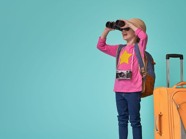 Viaggiare con i bambini: consigli e app per le vacanze