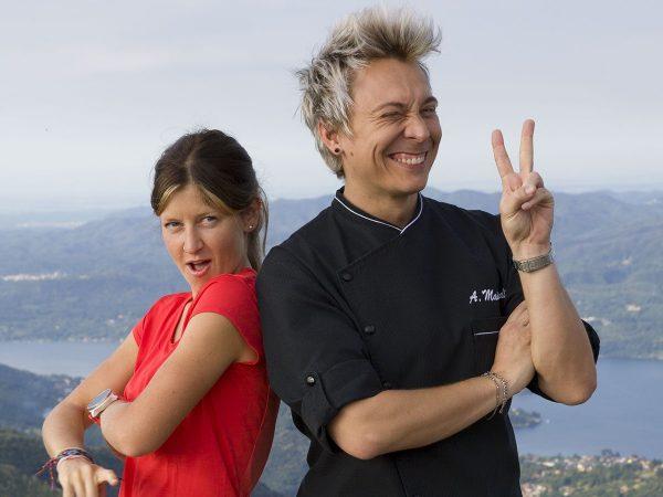 #SiamoUnMix: Martina Valmassoi e lo chef Mainardi insieme in una videoricetta