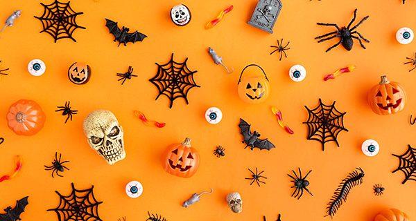 Idee e ricette per una festa di Halloween da paura!