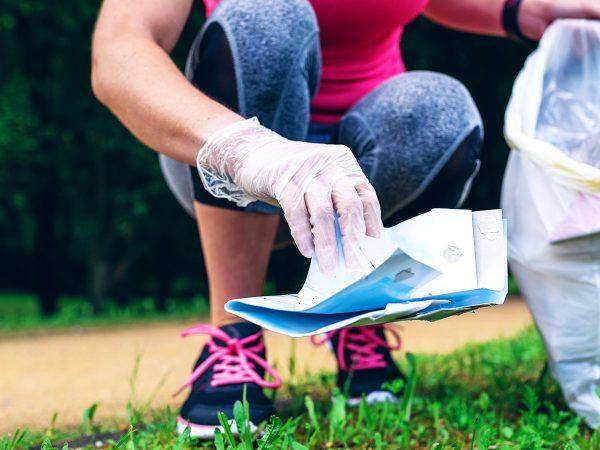 Sport ecologici: cos'è il Plogging?