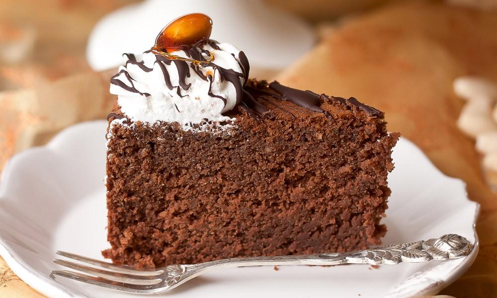 Torta Desiderio con castagne Ventura e cioccolato