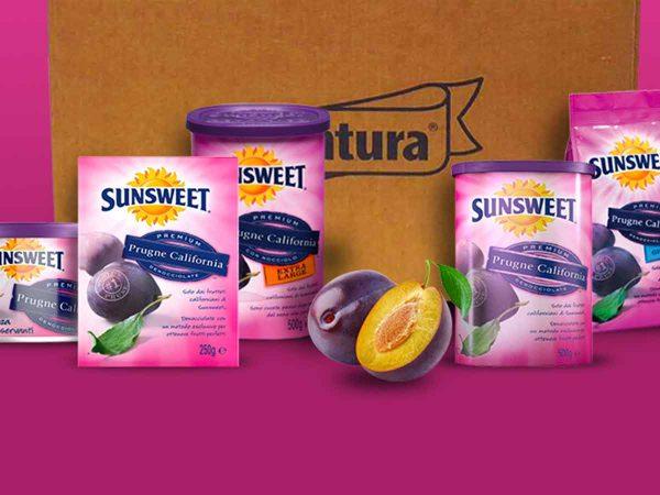 Scopriamo le prugne Sunsweet, in vendita nell'e-shop Ventura