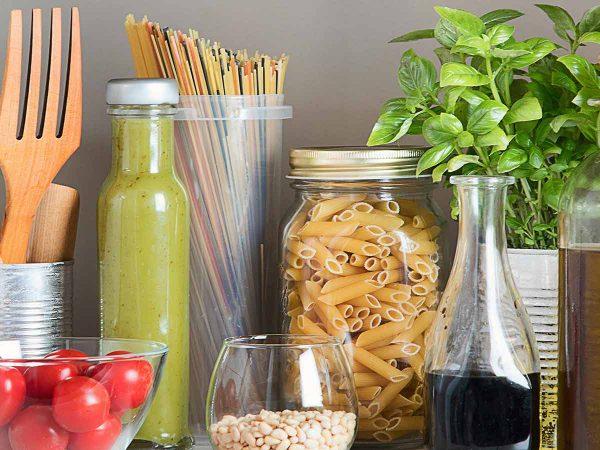 Fare la spesa perfetta: gli indispensabili in cucina