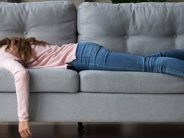 Contro l'inattività fisica, una dieta per l'intestino pigro