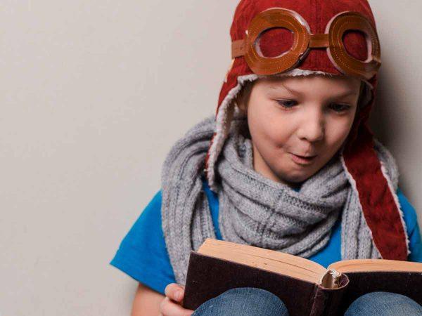 5 libri per bambini, per viaggiare con la fantasia