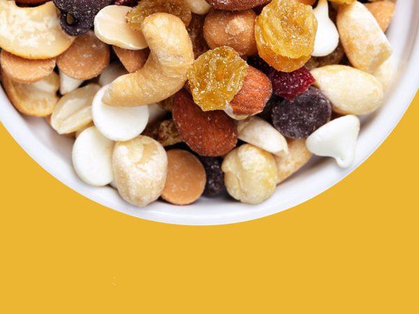 Dolci senza zucchero aggiunto? Usa la frutta secca!