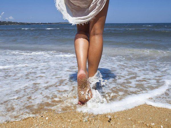 Beach Walking: la camminata in acqua che fa bene al corpo