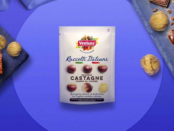 Ricetta con le castagne cotte: largo ai brownies