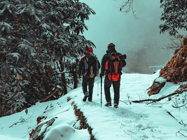 3 sport sulla neve, da praticare a bassa quota