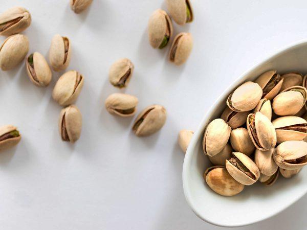 Cibi proteici: i pistacchi tostati, proteina completa