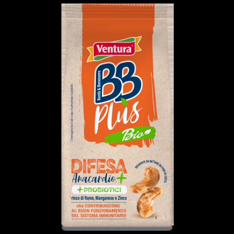 Difesa BBPlus Anacardi Bio con probiotici