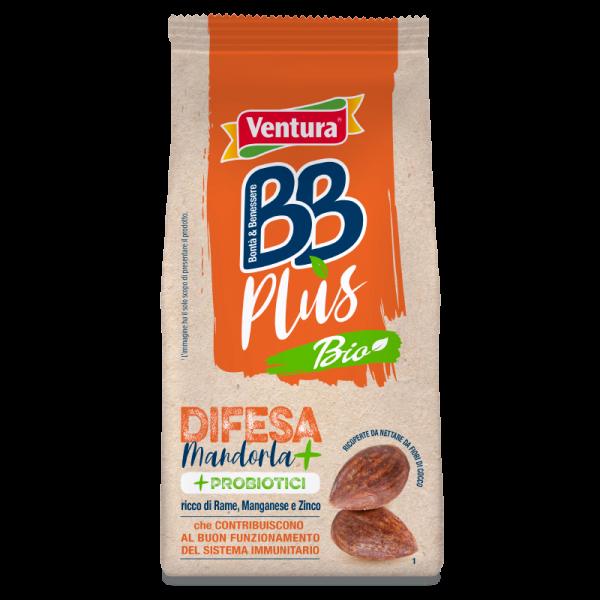 Difesa BBPlus Mandorle Bio con probiotici 100g