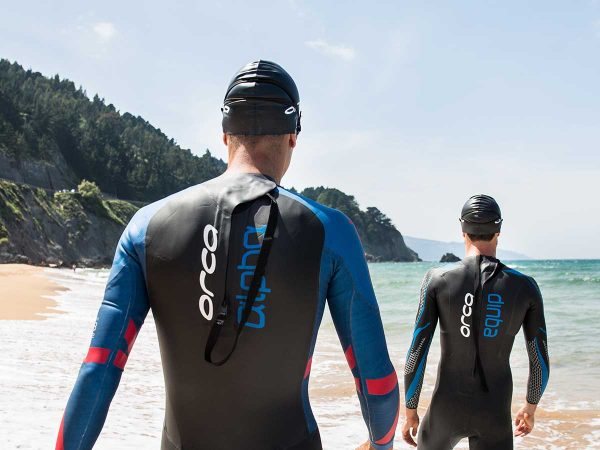 Nuotare in acque libere: qualche suggerimento per iniziare